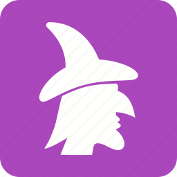 cap, halloween, hat, witch, wizard icon