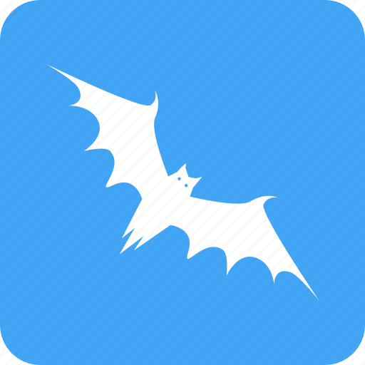 animal, bat, cartoon, halloween, scary, spooky icon