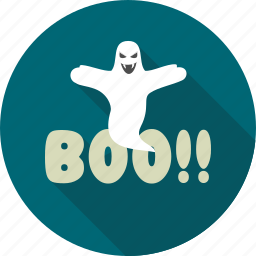 boo, evil, halloween, horror, monster, scary, witch icon