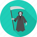 danger, death, evil, halloween, horror, monster, scary icon