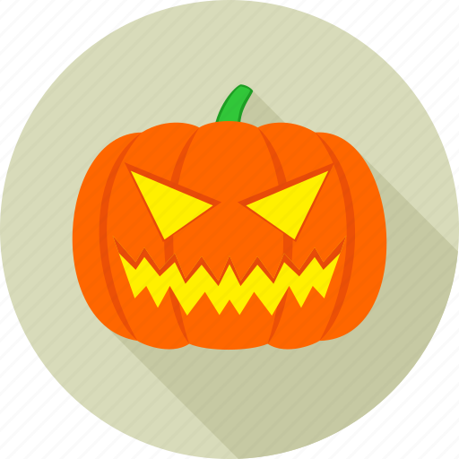cartoon, emoticon, evil, face, halloween, pumpkin, scary icon