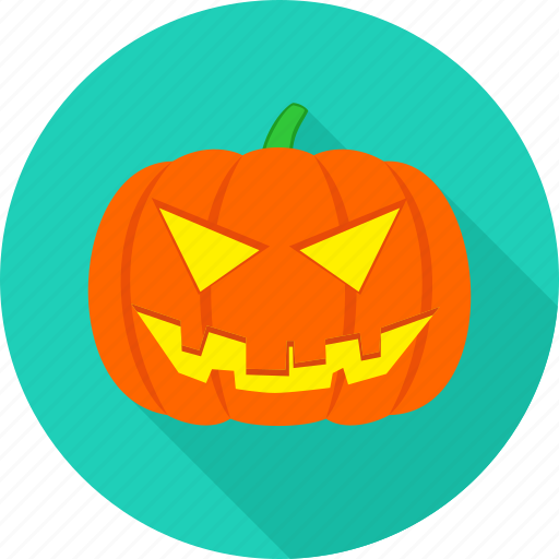 cartoon, emoticon, face, halloween, horror, pumpkin, smile icon