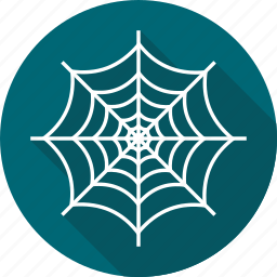 animal, halloween, home, house, spider, web, website icon