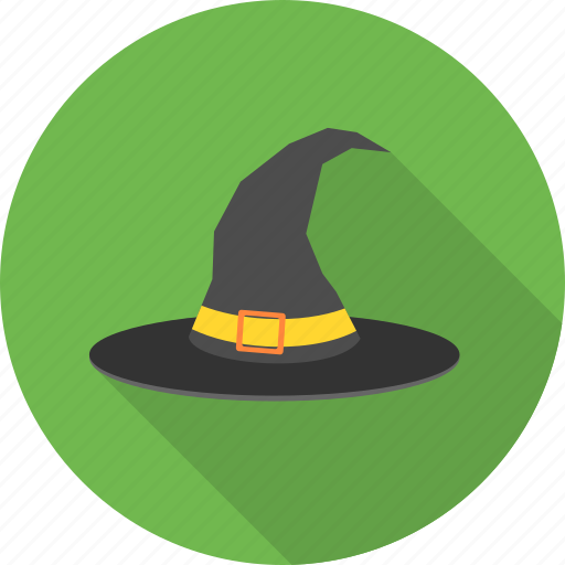cap, halloween, hat, magic, monster, witch, wizard icon