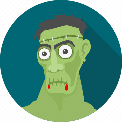 evil, ghost, halloween, horror, monster, monsters, zombie icon