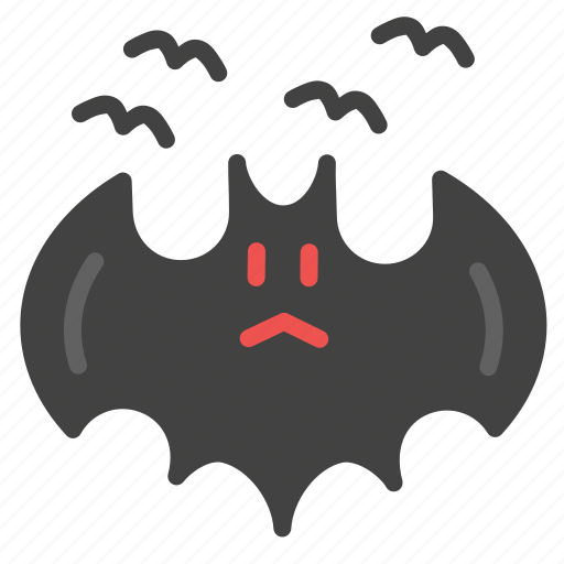Bat, fear, halloween, horror, scary, spooky, terror icon - Download on Iconfinder