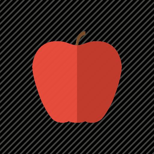 apple, bobbing, caramel, food, fruit, halloween, red icon