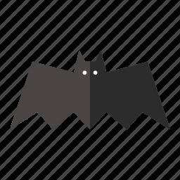 animal, bat, dark, fly, halloween, scary, vampire icon