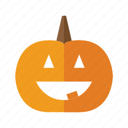 carved, halloween, jack o lantern, jack-o-lantern, orange, pumpkin, tooth icon