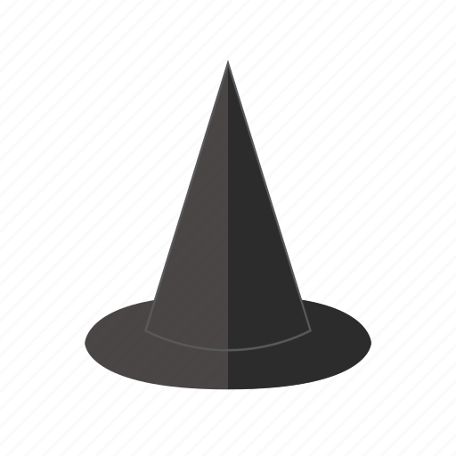 evil, halloween, hat, magic, scary, spell, witch icon