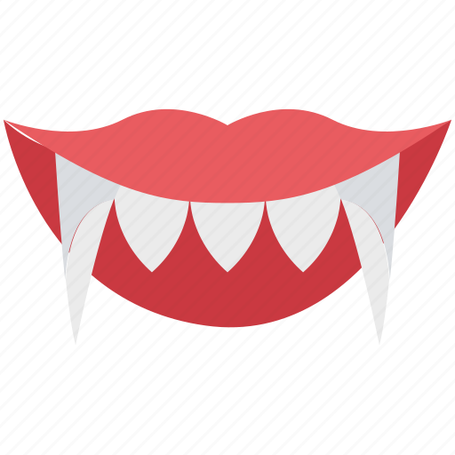 demon mouth, halloween demon mouth, halloween denture fangs, halloween mouth, vampire mouth icon