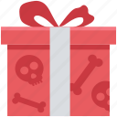 celebrations, giftbox, happiness, party, present, wishing, xmas gift icon