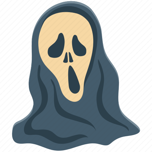evil spirit, ghost, scary evil ghost, woman ghost icon