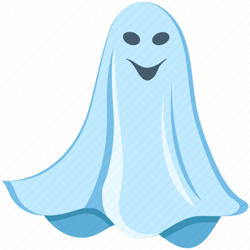 evil spirit, ghost, scary evil ghost, spooky icon