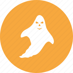 ghost, halloween icon
