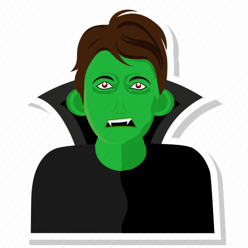 Avatar, devil, dude, scary, vampire icon - Download on Iconfinder