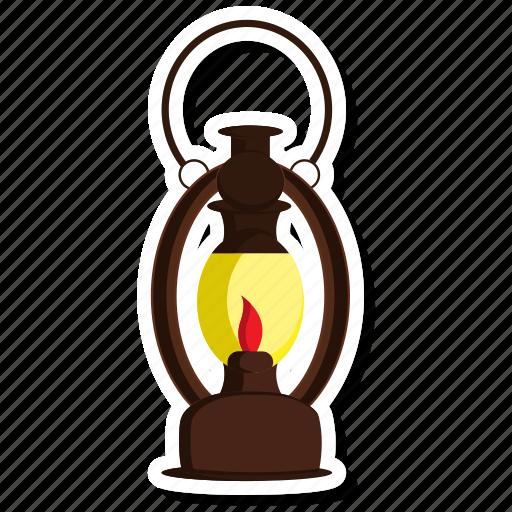 halloween, lamp, light, lighting icon