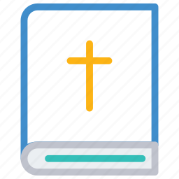 bible, book, holy, scripture icon