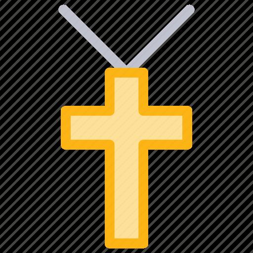 catholic, christian, cross, locket icon