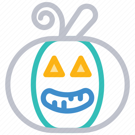 Halloween, pumpkin, scary, spooky icon - Download on Iconfinder