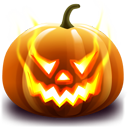 halloween, jack o lantern icon