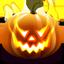 halloween, jack o lantern icon