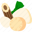 egg, fishcake, japanese food, oden, side dish, snack, winter dish icon