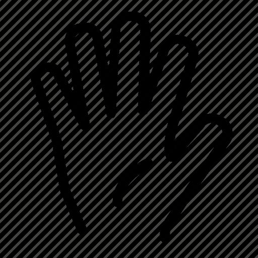 agree, communication, conversation, fingers, five, hand, vote icon