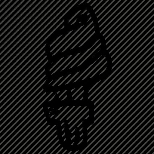 bulb, draft, hand drawn, handdrawn, lamp, light, sketch icon