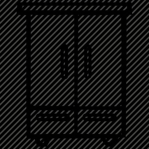 Closet, clothes, furniture, wardrobe icon - Download on Iconfinder