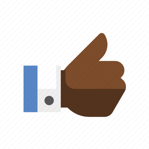 gestures, hand, like, touch icon