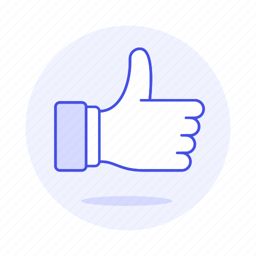 1, agree, approve, favorite, gestures, hand, like, love, signal, thumb, thumbs, up icon