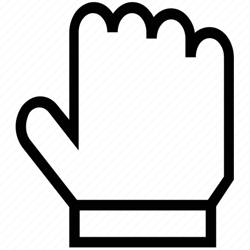closed, closed hand, fist, hand, hit, punch icon