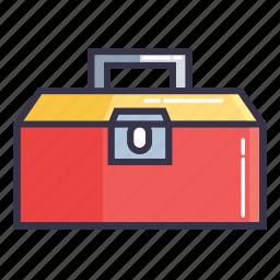 box, directory, spliers box, tool, tool box, wrench box icon