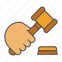 court, courthouse, gavel, hammer, hand, judge, mallet
