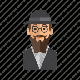 avatar, male, man, person, stock icon
