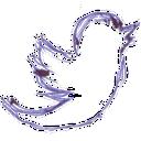 tweet, handwritten, birdie, twitter, pen written