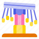 fairground, game, kids, play, playground icon