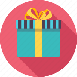 avatar, birthday, cake, emoticon, gift box, happy, smiley icon