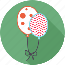 avatar, balloon, birthday, emoticon, expression, happy, smiley icon