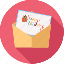 birthday, cake, celebration, greeting cards, happy, party icon