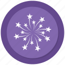 birthday, celebrate, event, explosion, firecrack icon