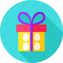 box, celebration, easter, egg, gift, holiday, present icon