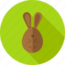 animal, bunny, easter, egg, holiday, rabbit, seasonal icon