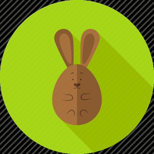 animal, bunny, easter, egg, holiday, rabbit, seasonal icon