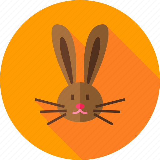 animal, bunny, domestic, easter, farm, nature, rabbit icon