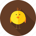 animal, bird, chick, chicken, farm, hen, nature icon