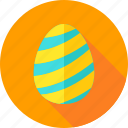easter, easter egg, egg, greeting, holiday, religion, spring icon