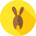 animal, bunny, easter, farm, holiday, rabbit, seasonal icon
