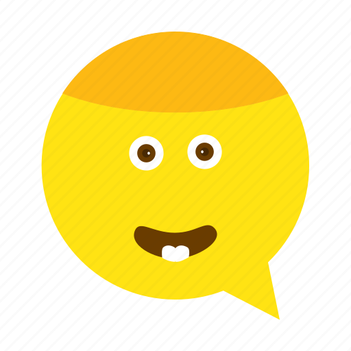 emoji, face, smile, smiley icon